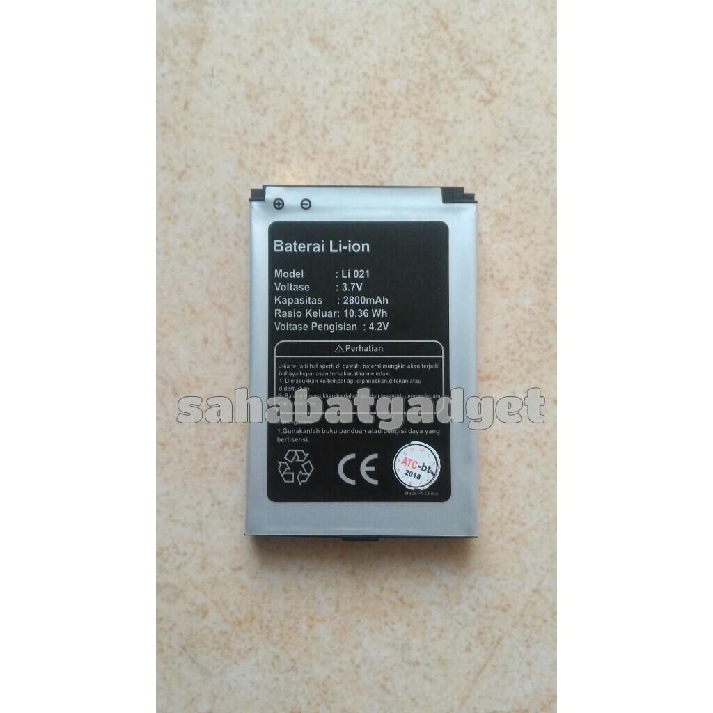 Baterai Battery Batre Modem Bolt Orion Movimax Mv1 Li021