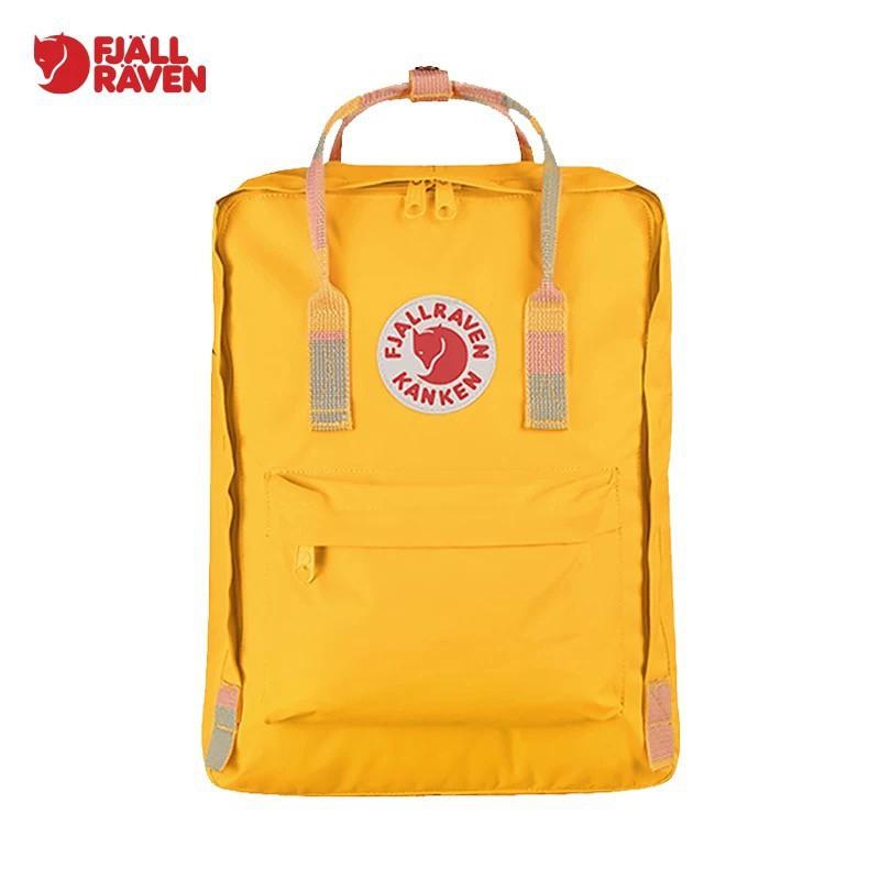 7L//16L//20L Backpack Fjallraven Kanken Travel Shoulder School Bags Unisex
