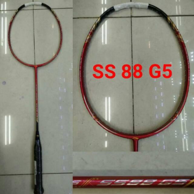 Raket Badminton Lining Super Series SS 88 Gen 5 / SS 88 G5 - Original   Shopee Indonesia