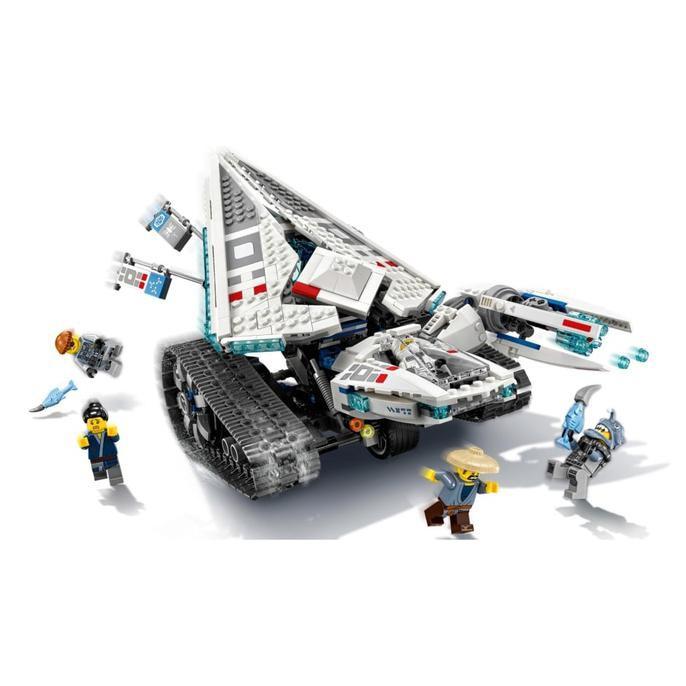 sayang anak the lego® ninjago® movie™ ice tank 70616