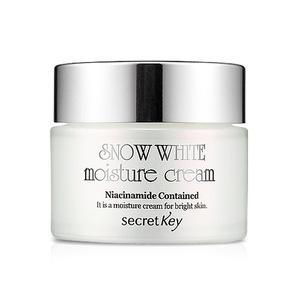 Secret key snow white cream 50gr pelembab pemutih kulit wajah | Shopee Indonesia