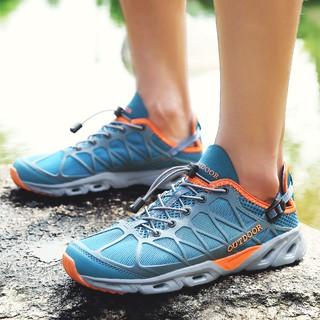 [Bayar Di Tempat]Sepatu Hiking untuk Pria