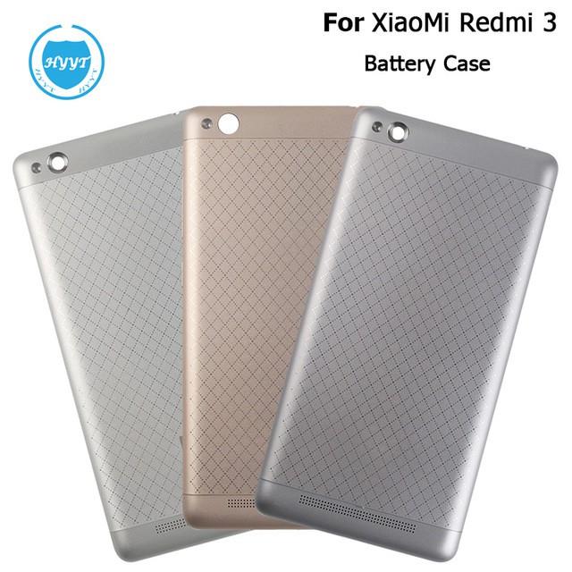 reputable site e1c8c aeb32 CASING Xiaomi Redmi 3 Housing Casing Backdoor Back Case Back Cover