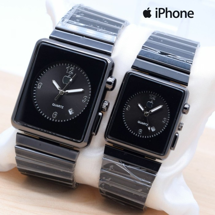 READY 5 WARNA   JAM TANGAN APPLE MURAH TOUCHSCREEN IPHONE TOUCH SCREEN  RANTAI BULAT    AP014  1693c62a0f