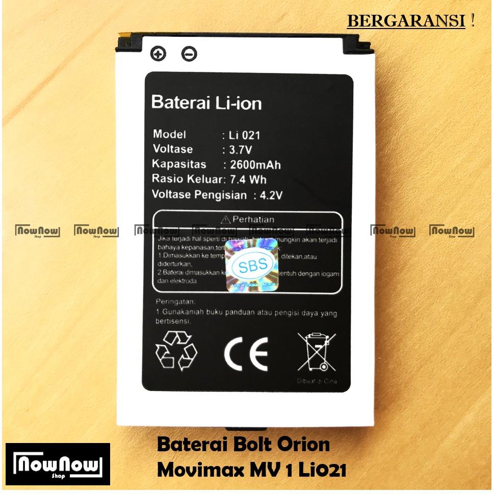 Baterai Batre Batery Batere Battery Andromax Smartfren U2 / Qi / E2+ E2 Plus + B16C2G   Shopee Indonesia