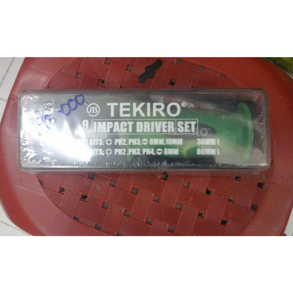 Dapatkan Harga Obeng Tekiro Diskon Shopee Indonesia Ketok 7 Pcs Mini Set Tools Alat Perkakas