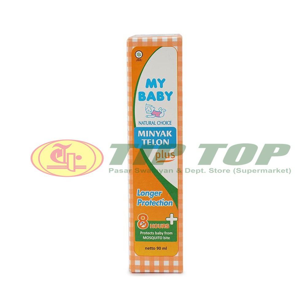 My Baby Minyak Telon Plus 150ml Shopee Indonesia 150 Ml