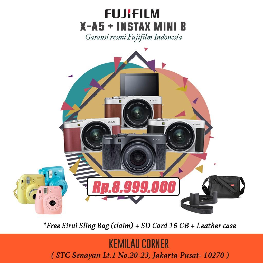 Promo Belanja Kameramirrorlessmurah Online Agustus 2018 Shopee Fujifilm X T2 Xt2 Graphite Silver Garansi Resmi Indonesia