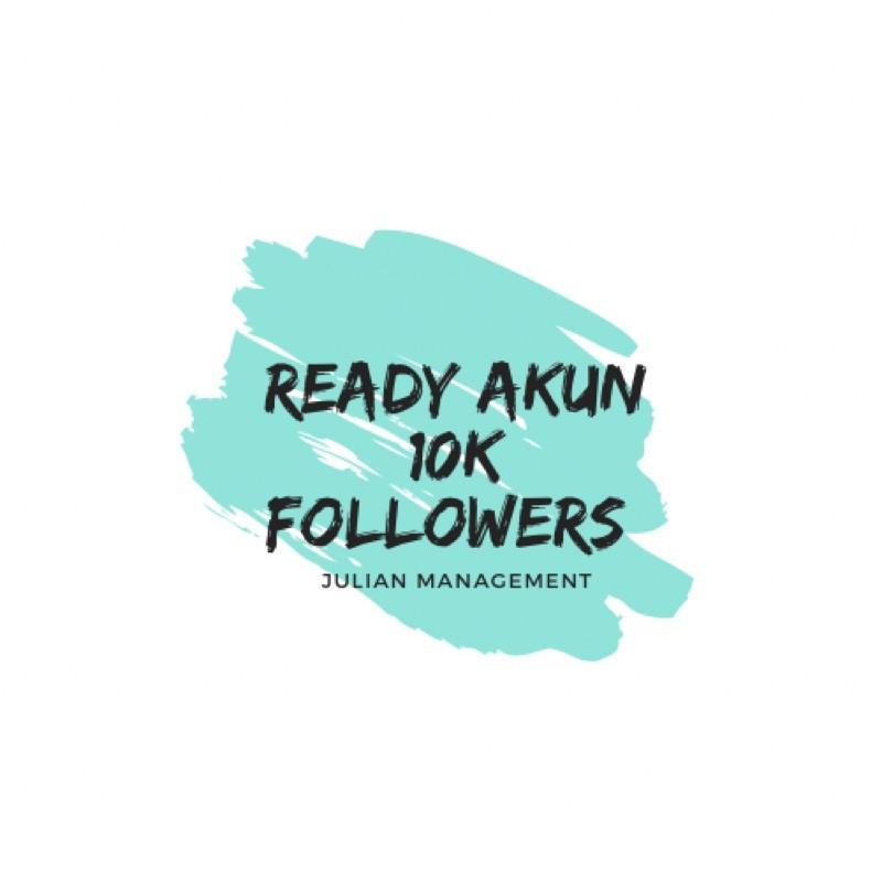 JUAL AKUN INSTAGRAM 10k Followers REAL INDONESIA