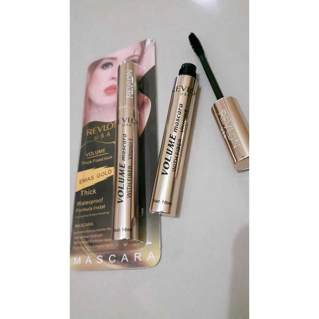 Mascara Eyeliner Revlon 2 In 1 Waterproof Long Lasting Shopee Dynamic Liquid Spidol Alis Menow Me Now Bpom Indonesia