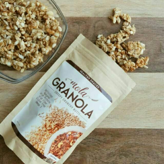 Paket 8pcs mola granola ...
