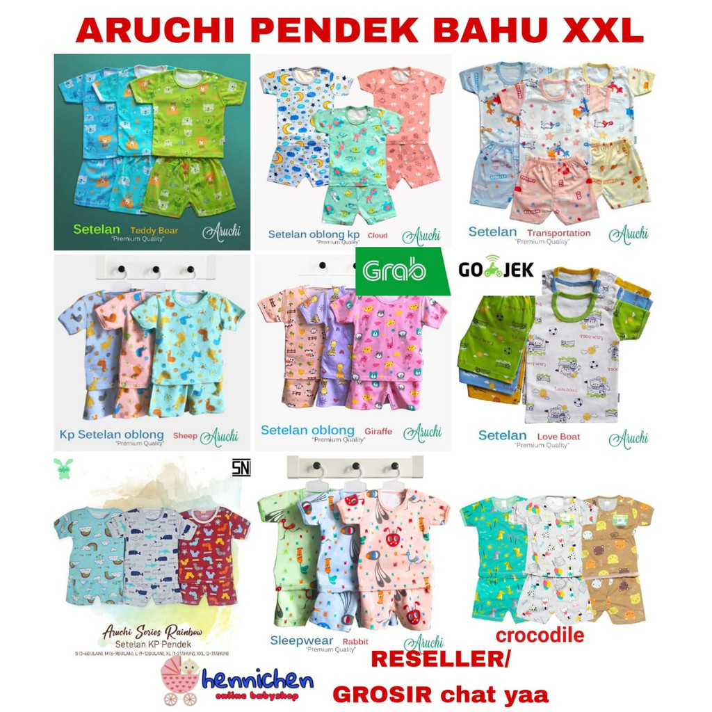 Baju Bayi Aruchi