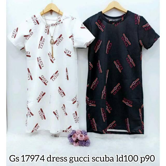 5cecd81f727 Gs 17974 dress gucci scuba ld100 p90