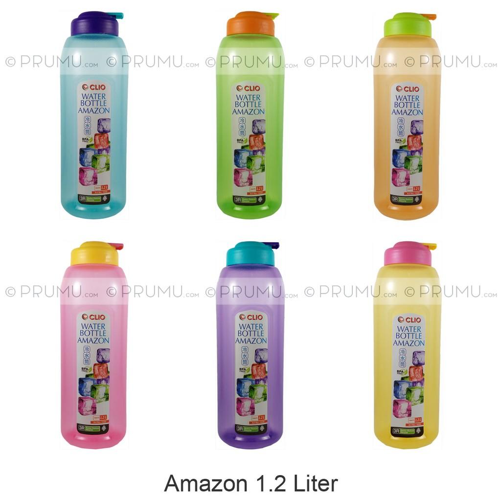 Botol Plastik 1500 ml (A) 1,5 L / Botol Jus / Botol