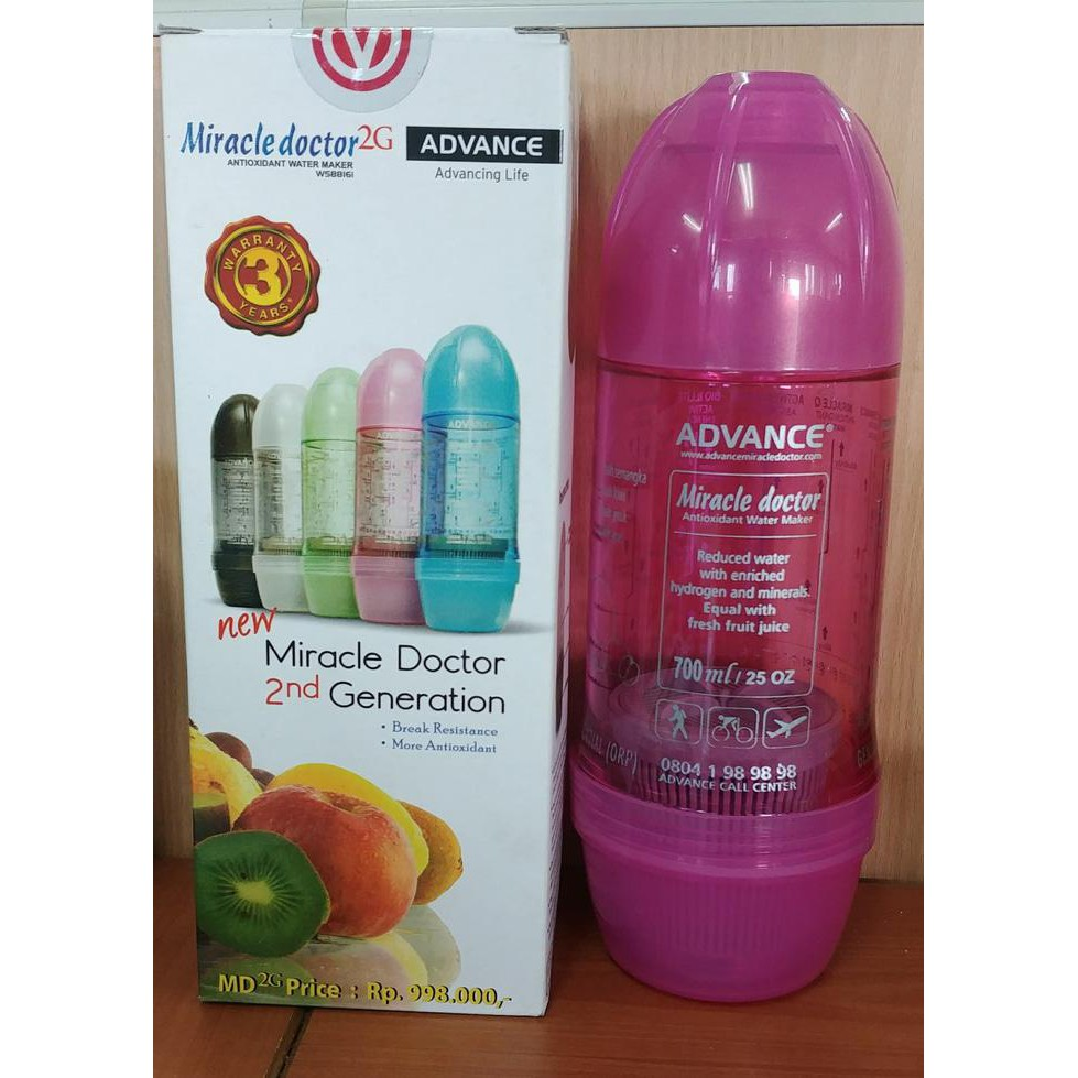 ADVANCE MIRACLE DOCTOR BOTTLE .