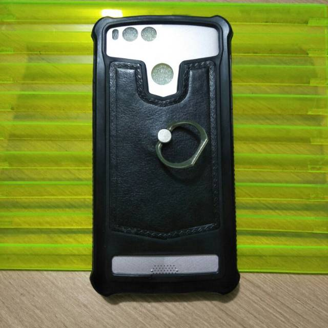 Case Advan I5C Duo Ram 2GB Softcase Leather Ring Advan I5C Duo | Shopee Indonesia