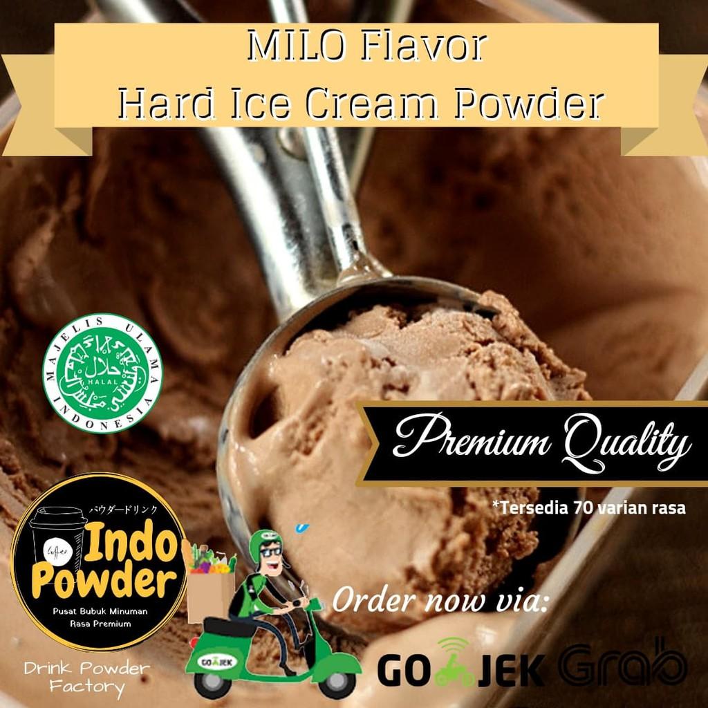 Promo Terbaru Bubuk Ice Cream Rasa Milo 1kg Bubuk Es Krim Rasa Milo 1kg Shopee Indonesia