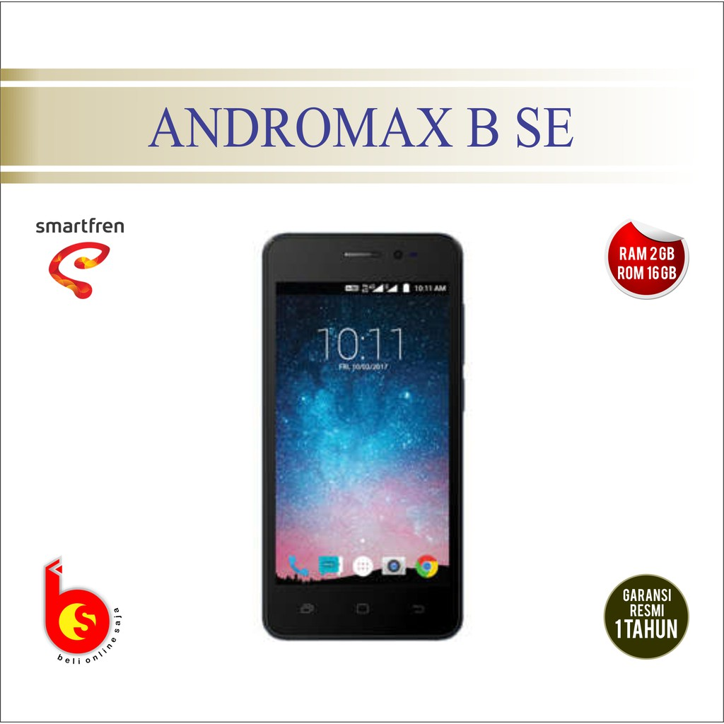 Smartfren Andromax B Se Shopee Indonesia 4g Lte