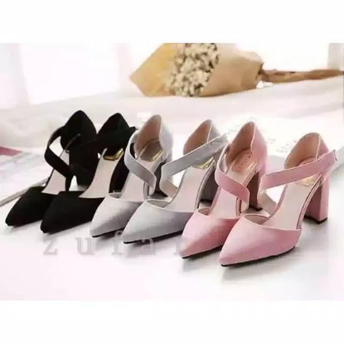 heels big - Temukan Harga dan Penawaran Sepatu Hak Online Terbaik - Sepatu  Wanita November 2018  31a7a57ce1