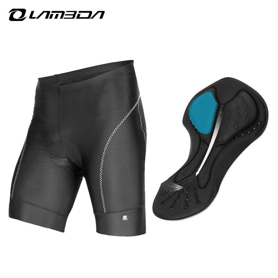 Men Cycling Shorts 3D Gel Padded Bicycle Riding Pants Bike Biking Clothes Cycle