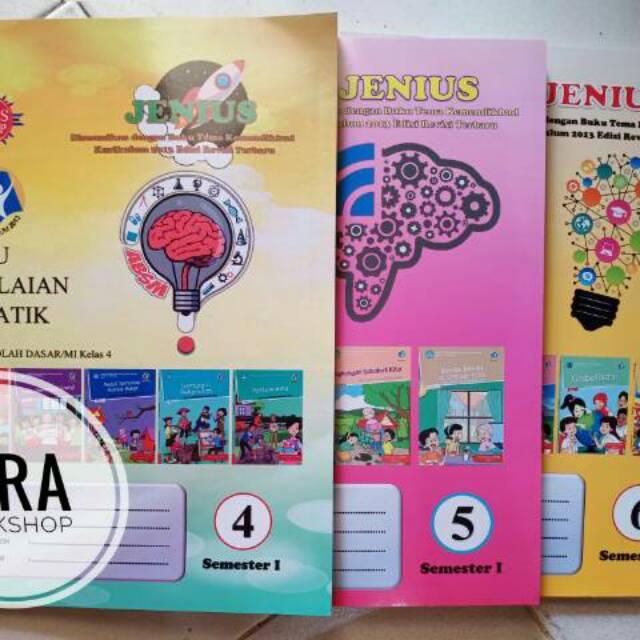 Kunci Jawaban Buku Jenius Kelas 6 Kumpulan Kunci Jawaban Buku
