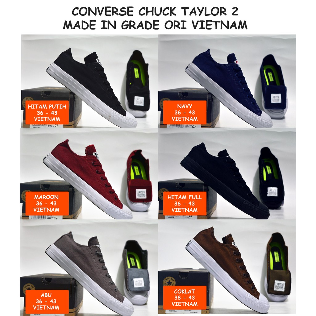 CONVERSE UKURAN BESAR 45 30CM SEPATU ALL STAR JUMBO CONVERSE BIG SIZE MURAH ALL  STAR GRADE ORIGINAL  687804d482