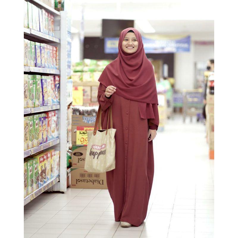 Gamis Yarasa Hanya Gamis By Hijab Alila Shopee Indonesia