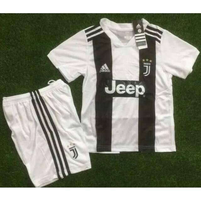 87 Gambar Baju Bola Juventus Anak Terlihat Keren