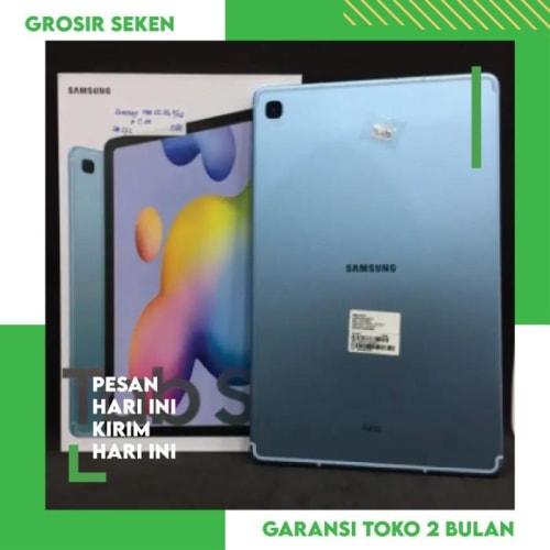 [Second/Bekas] Samsung galaxy tab S6 lite 4/128Gb LCD PADAM GROSIR SEKEN Tablet / Tab