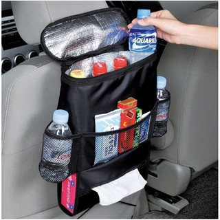 Car Storage Bag >> Car Storage Bag Oxford Cloth Multifunctional Seat Back Seat Bag