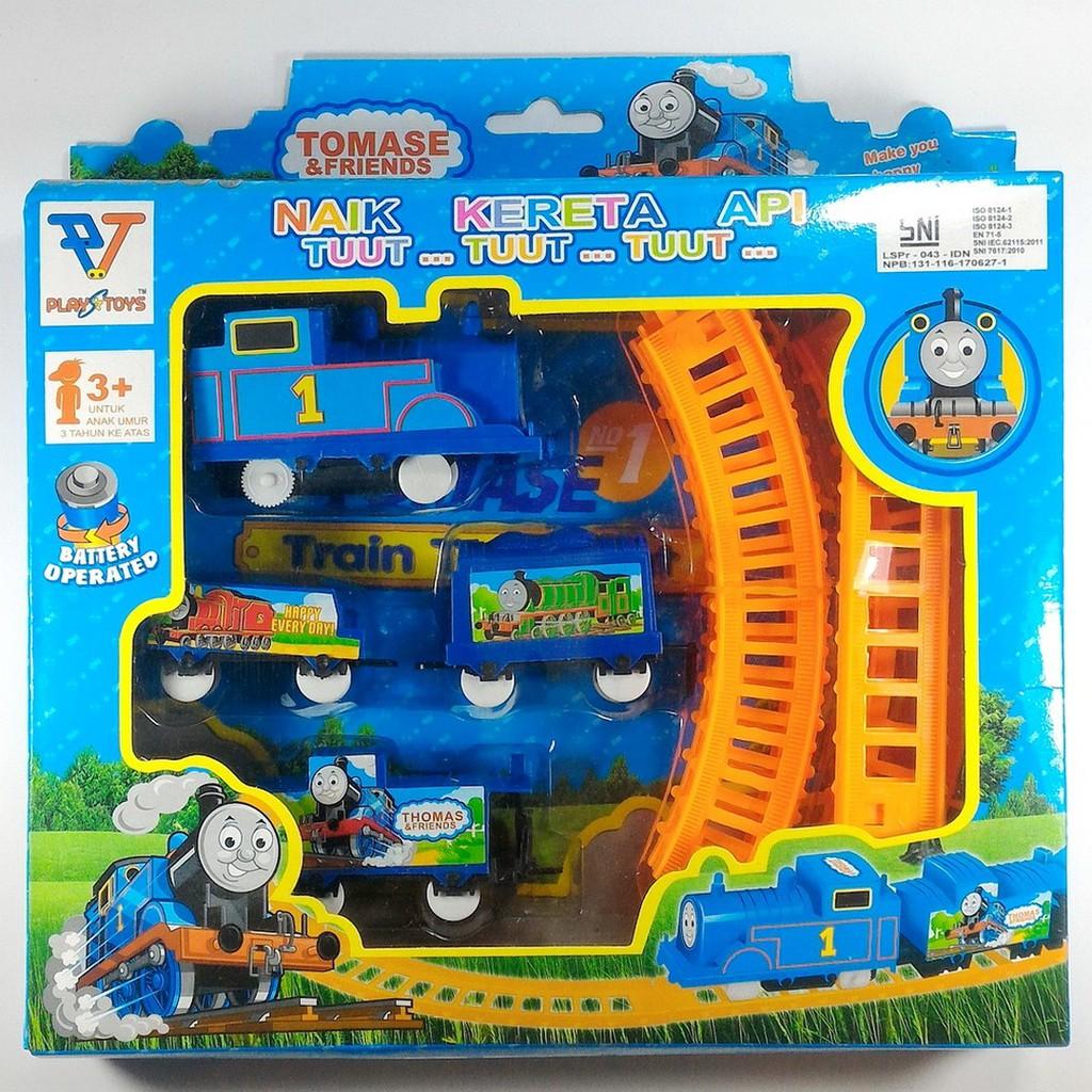 Mainan Kereta Api Karakter