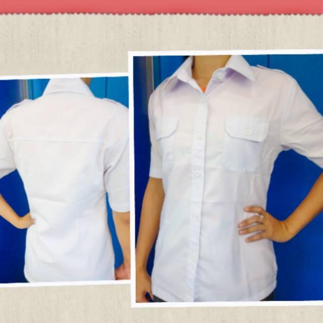 Seragam Putih PNS Baju PNS Perempuan Baju PNS Wanita