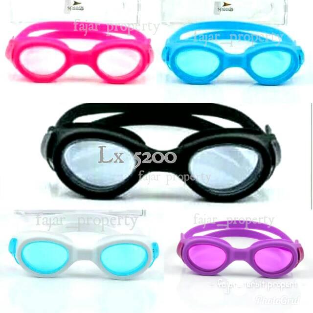 Kacamata Renang Anak Wanita Laki Sd Smp Perempuan Cowok