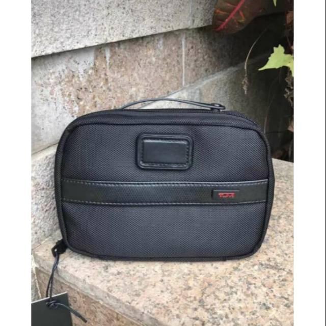 clutch /handbag /pouch travel kit tumi best seller