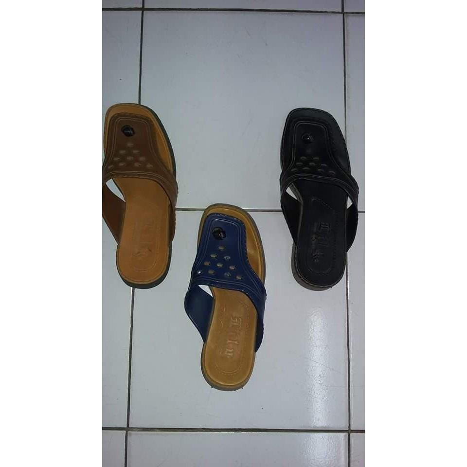 Toko Online Faraishop Shopee Indonesia Dr Kevin Men Sandals 97206 White Putih 40