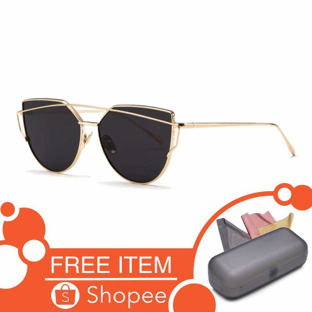 Gentle Monster South Side Pink Kacamata Sunglass Wanita Pria Fashion Gaya  Murah FULLSET Grade Super  d70c5e1bf1