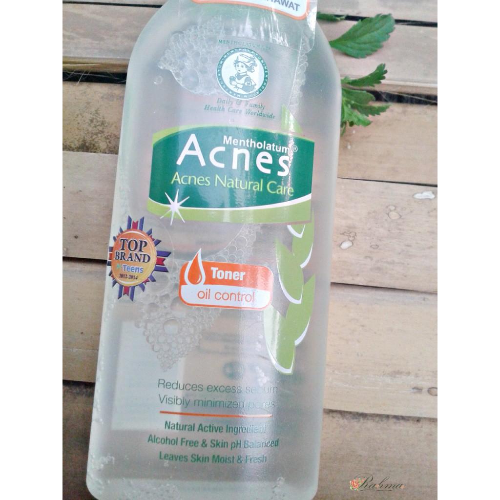 Acnes Oil Control Toner 110 Ml Spot Care Obat Jerawat Treatment Series