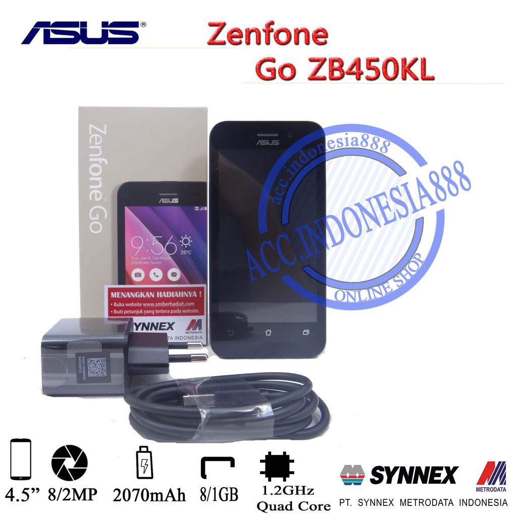Asus Zenfone Go Zb450kl Garansi Resmi Shopee Indonesia 1 8gb