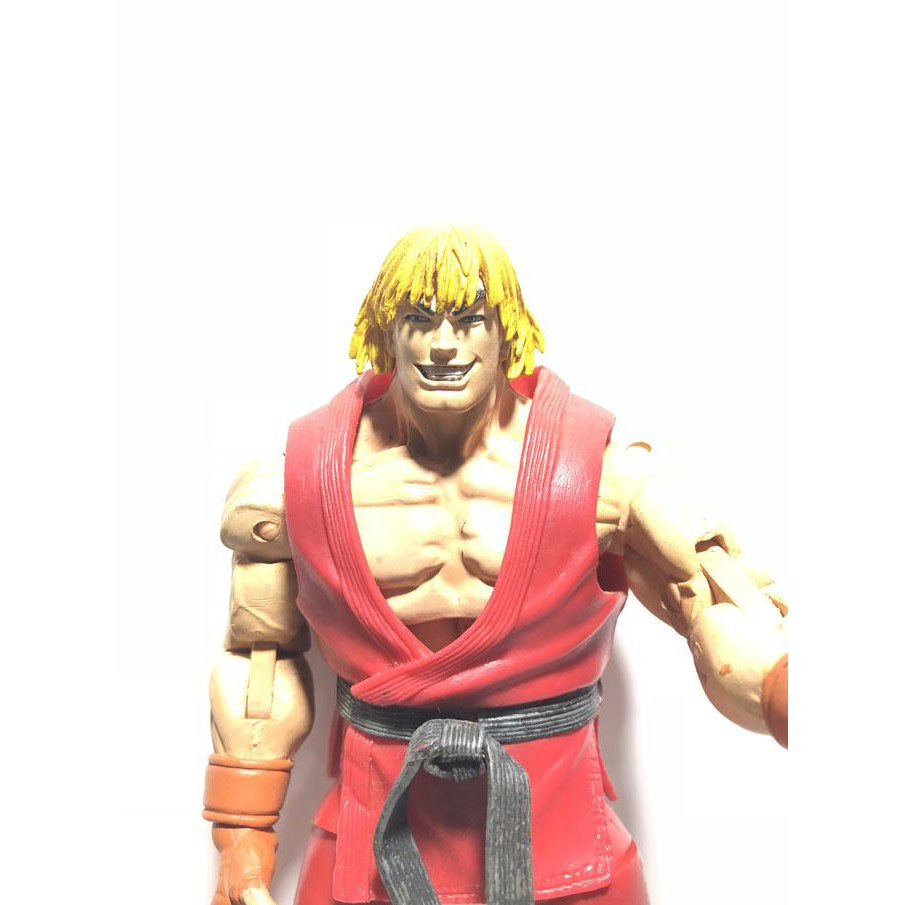 Ken Street Fighter Figure Shopee Indonesia