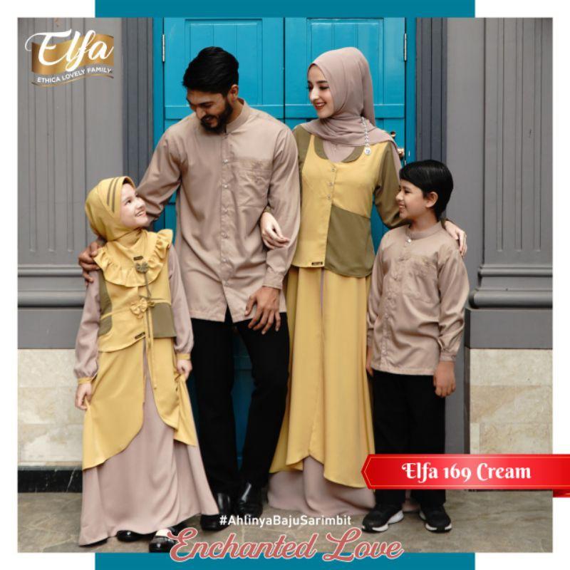 Open Po Sarimbit Lebaran 2021 Elfa 169 Cream By Ethica Shopee Indonesia