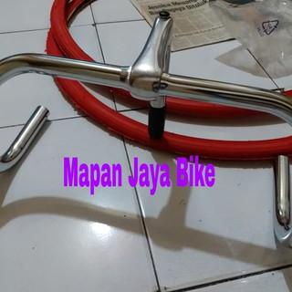 Stem Sepeda Mini Trek Balap Untuk Stang HB Standard 25.4