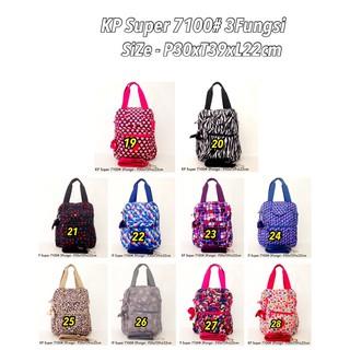 ... Tas Ransel Kipling Handbag Selempang Multifungsi 3 in 1 7100 - 7. suka   11 72feba40cf