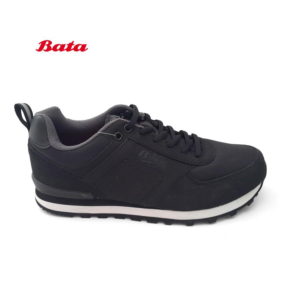 Bata B First 6565 Sepatu Sekolah Kets Sneakers Tali Warna