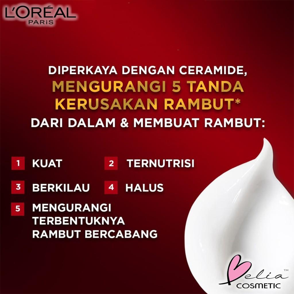 ❤ BELIA ❤ L'Oreal Paris Shampoo & Conditioner | Anti Rontok | Total Repair | Color Protect LOREAL-5