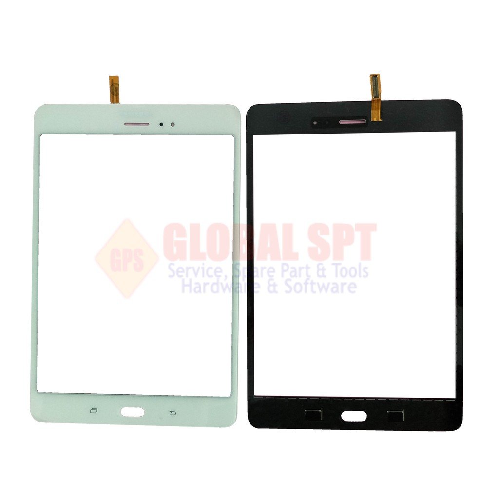 """TOOLS SET Touch Digitizer Screen BLACK FOR SAMSUNG TAB A 8.O/"""" T350"""