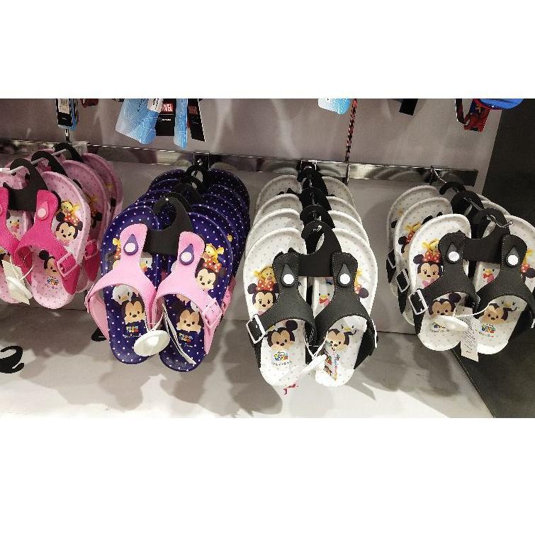 'Restok Lagi' Sandal Anak Disney X Nevada ,.