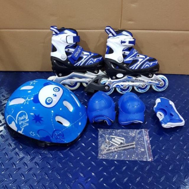 Aksesoris Skate   Sepatu Roda Anak   Dewasa Inline Skate Warna Original P  Limited  e8d8e3345e