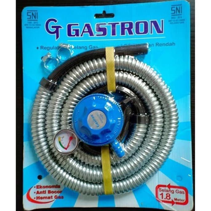 Best Quality Gas >> Best Quality Gas Paket Gastron Selang Regulator Gas