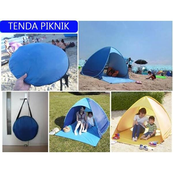 JE Tenda Piknik Buka Otomatis T03 BUTTERFLY / Tenda Camping Anak / Mainan Tenda Anak & Dewasa | Shopee Indonesia