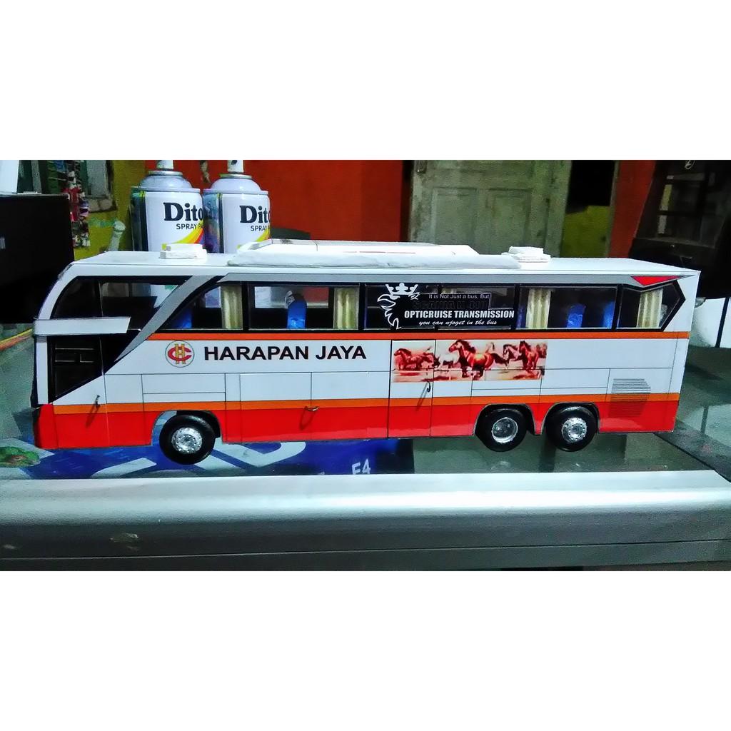 Ukuran Skala Miniatur Bus Shd | infotiket.com